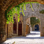 Excursies Rhodos - Rhodos stad tour